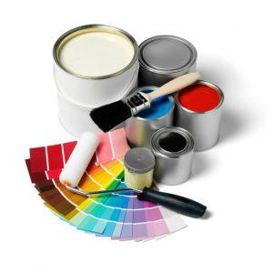 Лаки, краски, антисептик